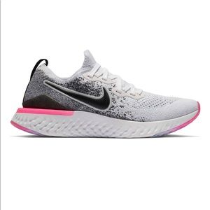 Like new nike epic react 2 fly knit
